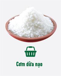 Cơm-dừa-nạo